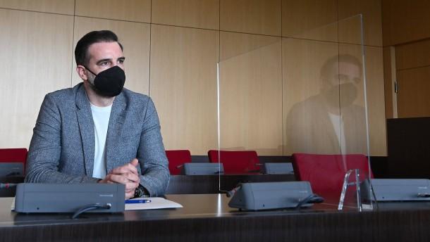 Auftakt im Gerichtsverfahren gegen Christoph Metzelder