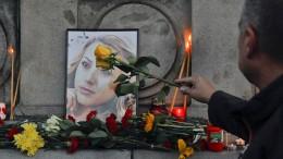 Mutmaßlicher Mörder von Journalistin verhaftet