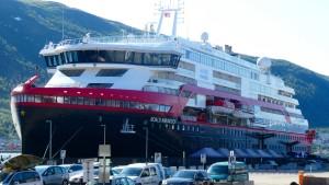 33 infizierte Besatzungsmitglieder auf Passagierschiff