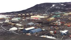 Zwei Techniker sterben in Antarktis-Forschungsstation