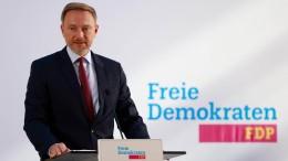 FDP und Grüne wollen mit SPD sondieren