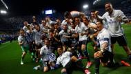 Endlich wieder ein Titel für Real Madrid