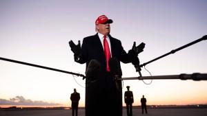 Wer Trump die Daumen drückt – und wer ihn fürchtet