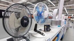 Erste Ventilator-Modelle werden knapp
