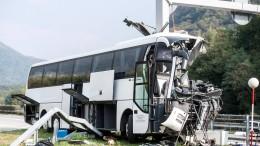Junge Deutsche stirbt bei Unfall in Tessin