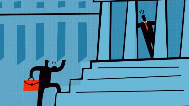 Mit Banken feilschen, aber richtig