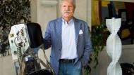 Mäzen: Der Sammlung Reinhard Ernsts werden hohe Qualität und hoher Wert bescheinigt.