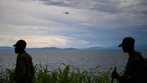 Goma ist wieder in der Hand der Räuber