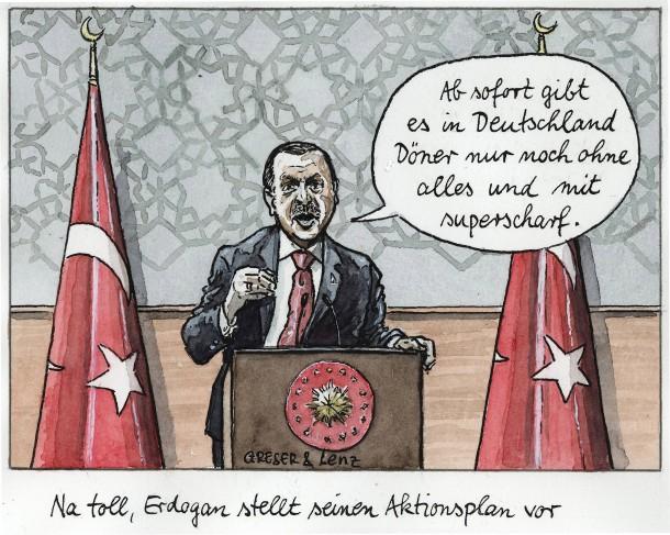 Witze neu erdogan Schmutzige Witze