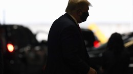Trump besucht kranken Bruder in Klinik