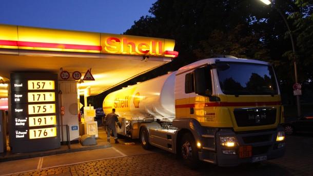 Das Shell-Imperium wächst weiter