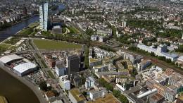 Polizei löst illegale Party in Frankfurt auf