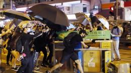 Warum die Hongkong-Unruhen die Pariser Börse so stören