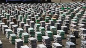 4000 Päckchen Kokain beschlagnahmt