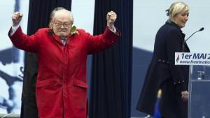 Das Ende der Ära Jean-Marie Le Pen