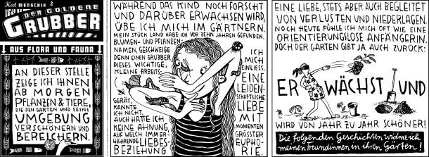 Comic / Der goldene Grubber / Folge 002