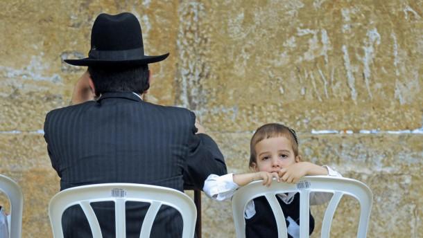 Wer Jude ist, bestimme ich