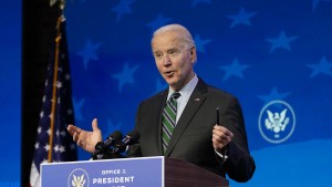 Die lange To-Do-Liste von Joe Biden