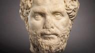Kaiserstatue von Septimus Severus