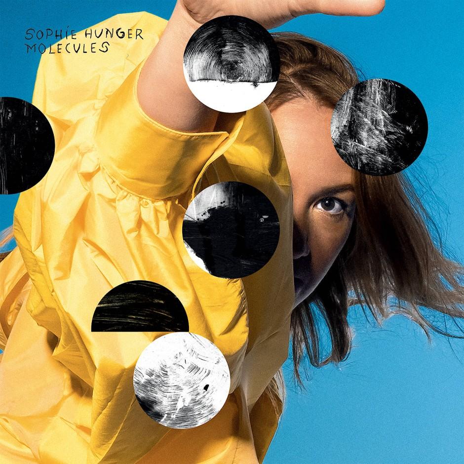 """Ihr neues Album """"Molecules"""" dekonstruiert nicht nur Sophie Hungers eigene Musiktradition."""