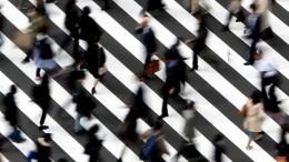 Warum dem Fußgänger die Stadt gehört