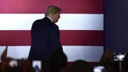 Ist Trump amtsunfähig?