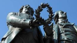 Darf man Goethe korrigieren?