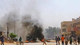 Proteste im Sudan