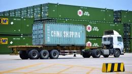 Chinas Automarkt und Exporte brechen um 20 Prozent ein