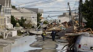 Amerikanische Behörden warnen vor Klima-Katastrophe