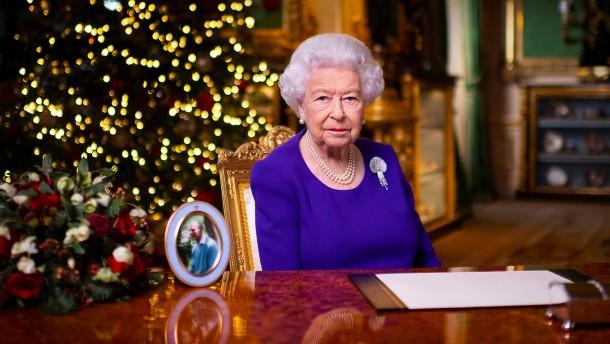 Weihnachtsgrüße von der Queen