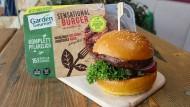 Der vegane Burger von Nestlé