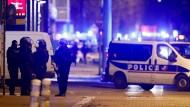Großeinsatz in Straßburg: Die Polizei hat den mutmaßlichen Attentäter Chérif Chekatt erschossen.