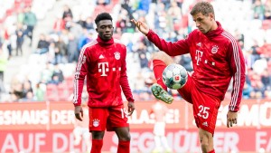 FC Bayern trifft auf Olympiakos