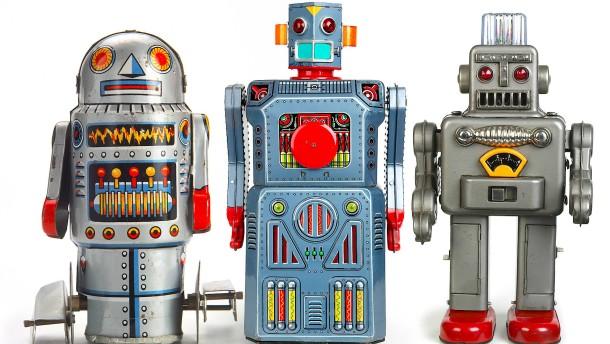 Deutschlands Robotersind stark