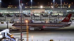 Bundesregierung stoppt Abschiebeflug