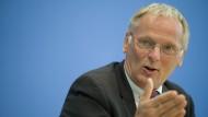 Jochen Hohmann, der Präsident der Bundesnetzagentur (Archiv).