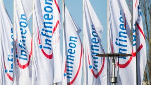 Infineon kündigt Entwicklungszentrum für Dresden an