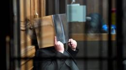 Lebenslange Haft für Mord an Rentner