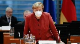 Merkel zu Verschärfung der Corona-Maßnahmen
