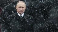 Unerschrocken gegen Putin