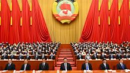 China will Kontrolle über Hongkong verschärfen