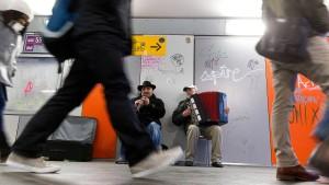 Tschaikowsky und Jazz auf Kniehöhe