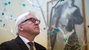 Steinmeier beruft Ukraine-Krisengipfel ein
