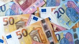 Die Corona-Krise kostet Deutschland fast 1,5 Billionen Euro