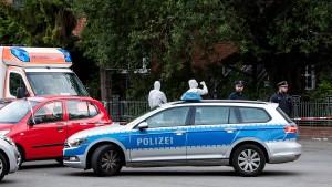 26 Jahre alter Mann in Hamburg erschossen
