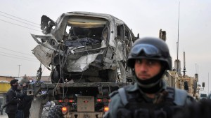 Bundeswehr veröffentlicht Zahl der Taliban-Angriffe nicht mehr