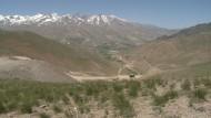 In Afghanistan lagern riesige Eisenerzvorräte
