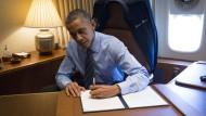 Republikaner reichen Klage gegen Obama ein