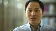 Der chinesische Biophysiker He Jiankui - eine Kombination aus Hybris und Naivität.